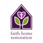 faith home restoration logo