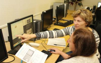 teaching computer classes